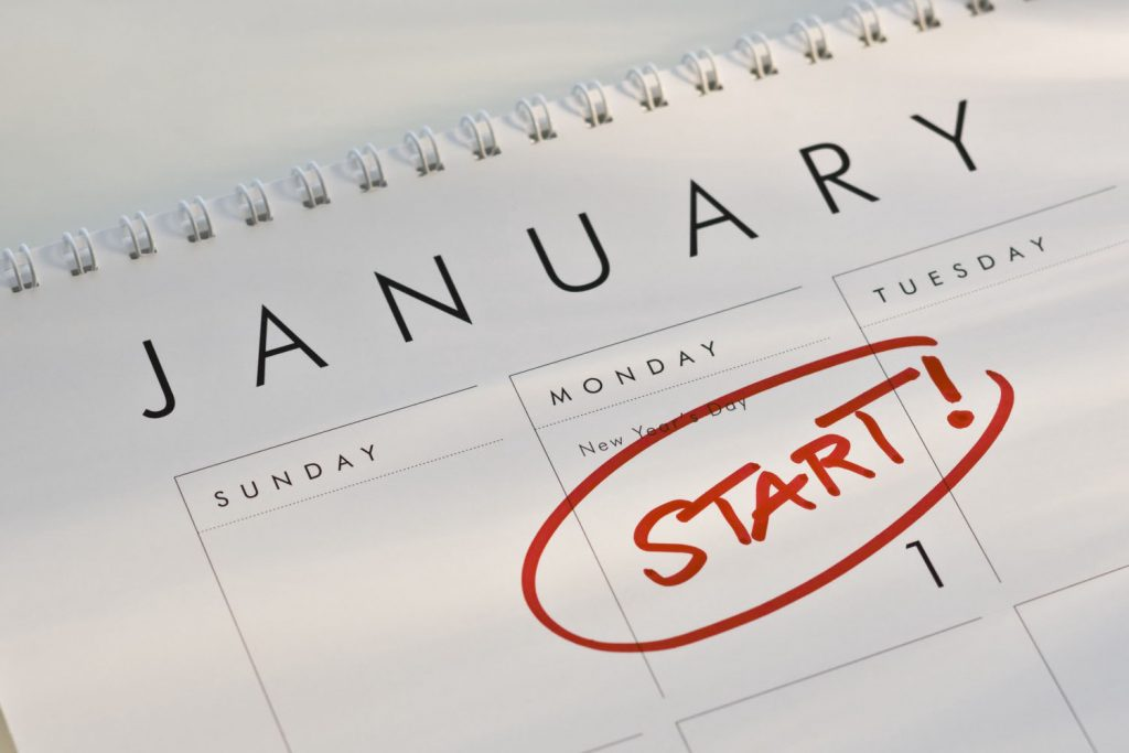 HR new year's resolutions for business success